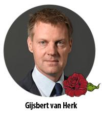 Brood en Rozen en Gijsbert van Herk, algemeen directeur Gemeente Breda