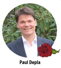 Paul Depla burgemeester van Breda