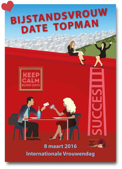Flyer-Bijstandsvrouw-Date-Topman-Blind-Date
